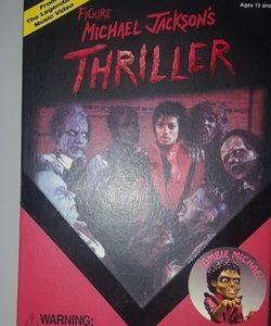 """Other - Michael Jackson Thriller """"Zombie"""" *RARE*MINT*"""